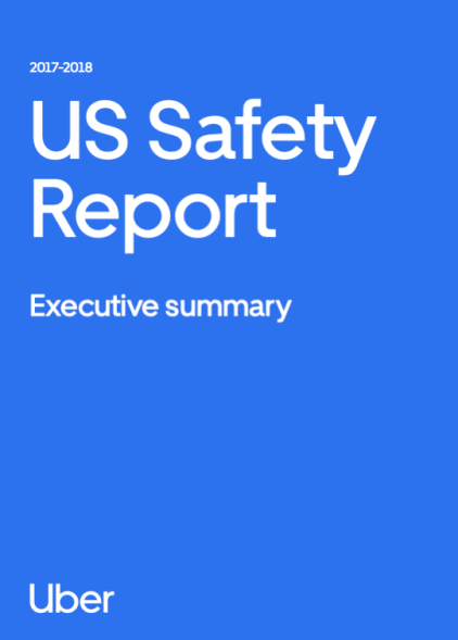 uber safety report