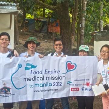 [Community] Food Empire Medical Mission To Manila (Dec 2012)