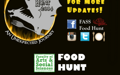 FASS Food Hunt 2014