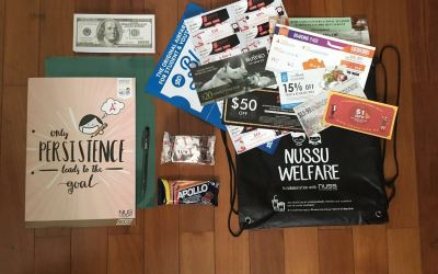 Packing your welfare packs!