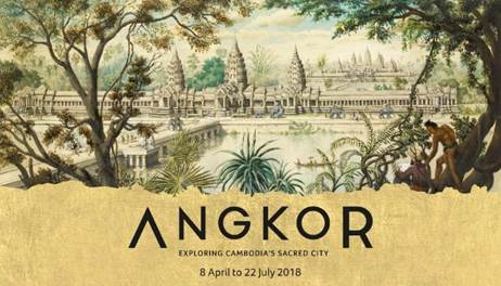 Experience the legacy of Angkor at the Asian Civilisations Museum this summer 2018