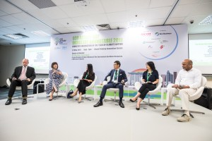 Eco Action Day Roundtable with Eco-Business, MEWR, Dell, Ricoh APAC, WWF, NUS