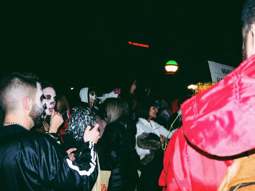 The Exchange Series: Halloween In New York
