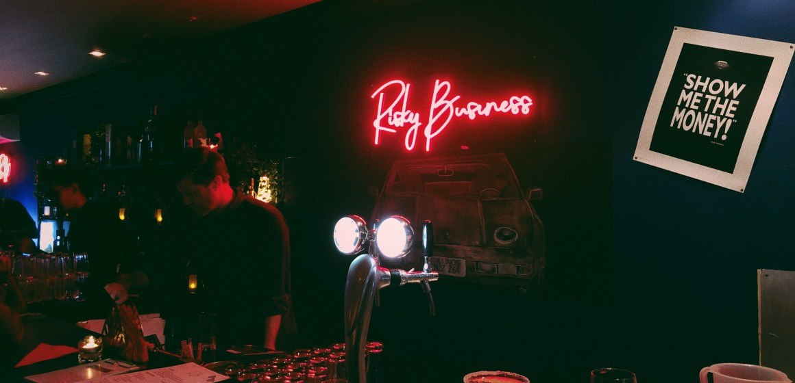 Why Risky Business, A Tom Cruise-Themed Bar, Is The Place To Be At