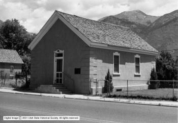 Alpine Pioneer Relic Hall