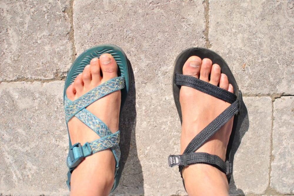 Xero Shoes Z-Trail  A Mixed Review - The Ridgeline Report 10c1c8bb3