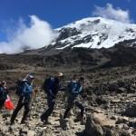 Training for Kilimanjaro: Success