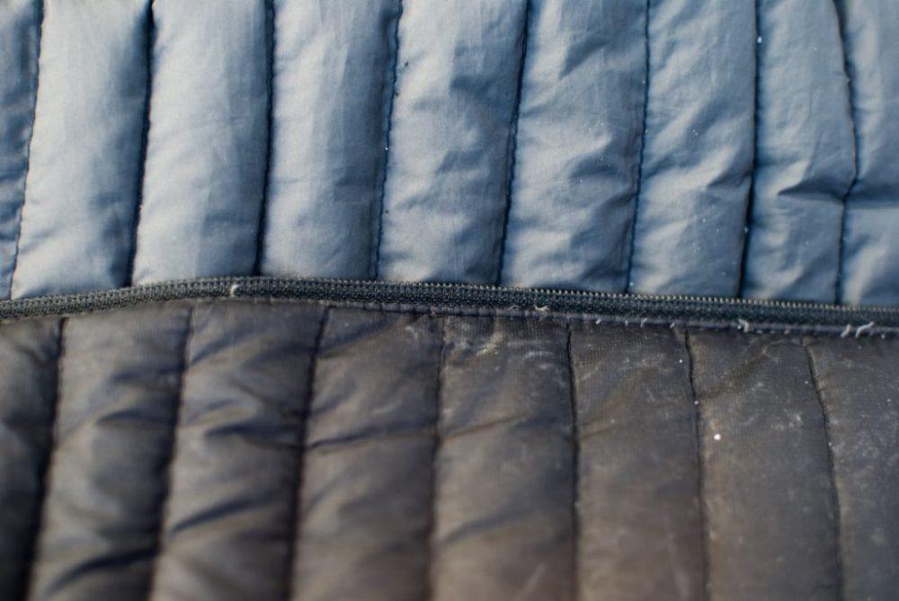 Eddie Bauer Microtherm 2.0 StormDown Jacket Review - durability