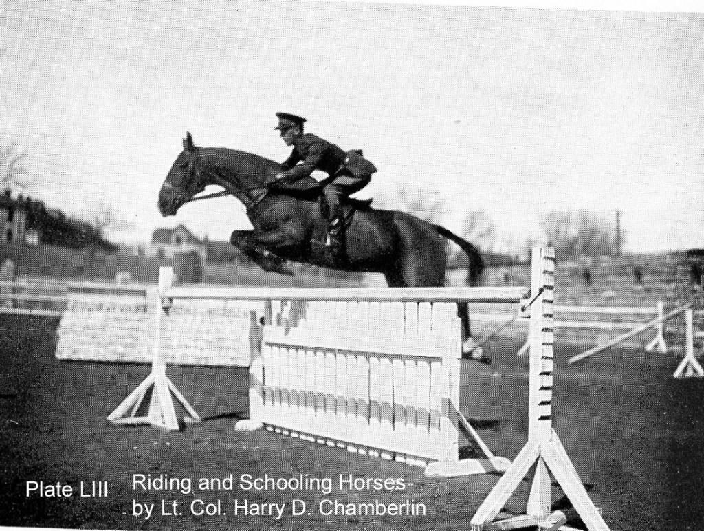 Chamberlin -Teacher & Horseman