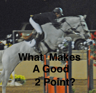 What Makes A Good Two Point?