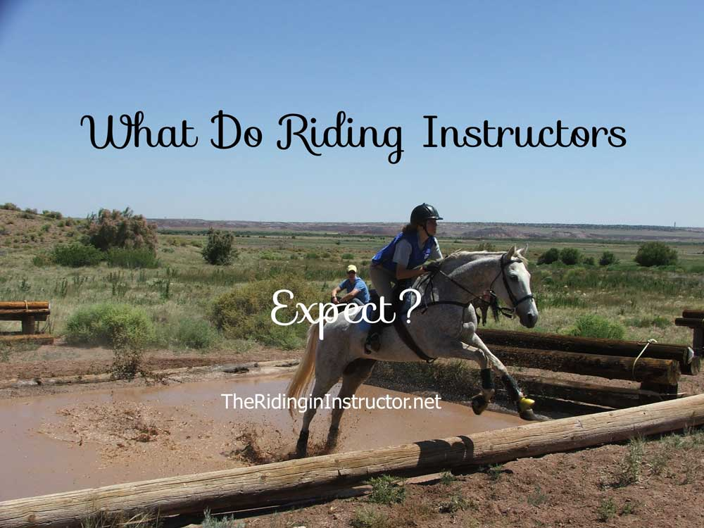 5 Basic Things Riding Instructors Expect