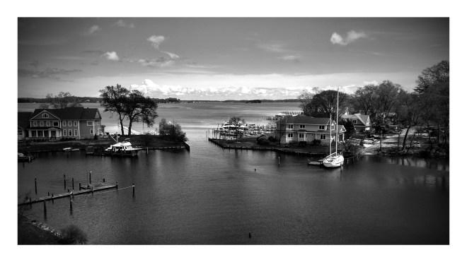 Magothy River Aloft. The Rigging Company