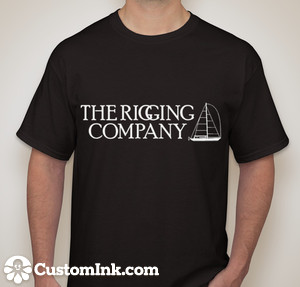 The Rigging Company T shirts