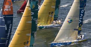 Volvo Ocean RAce Fleet
