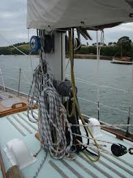 Reefing Winch