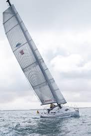 Elan 38 Omer Wing sail