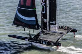 ORACLE TEAM USA WINS!