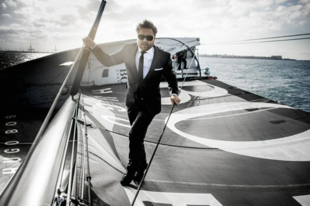 Alex Thomson Racing, Mast Walk, Mast Dive, Hugo Boss