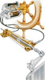 Hydraulic Steering Wheel System
