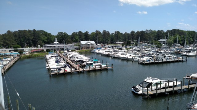 Herrington Harbor south