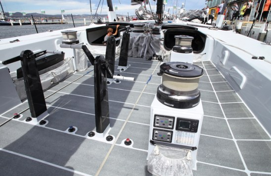 Hydraulic systems from Harken