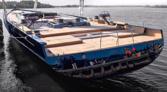 Thge world sickest sailing yacht