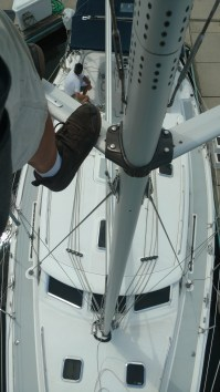 Morgan Catalina from aloft