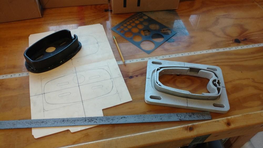 J40 New Sparcraft Mast and Custom Mast Step. The Rigging Company