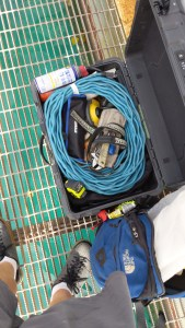 The Rigging Company Unpacking Our Tools