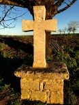 French country - cross