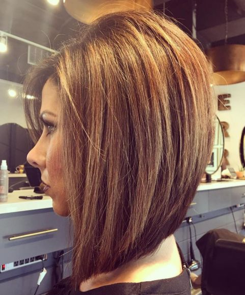 Brown Layered Lob