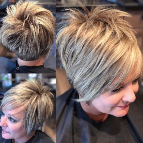 Low Maintenance Pixie For Women Over 40