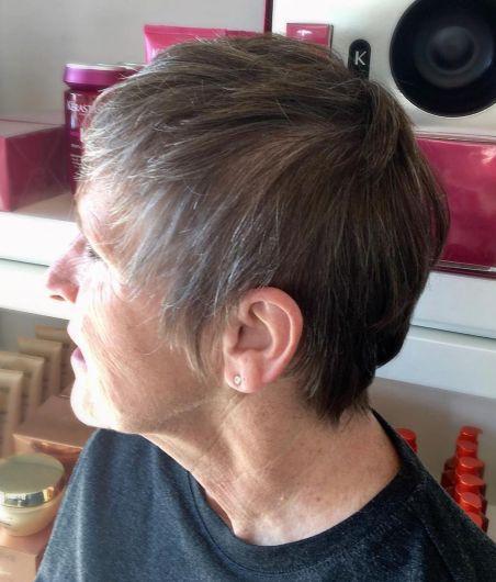 70+ Short Haircut For Thin Hair