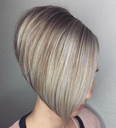 short angled bob blonde hair 50 best short bob haircuts and hairstyles for women in 2018