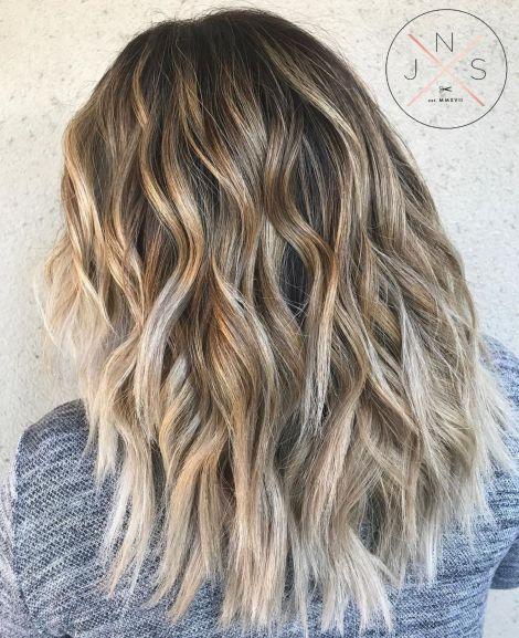 Mid-Length Choppy Cut