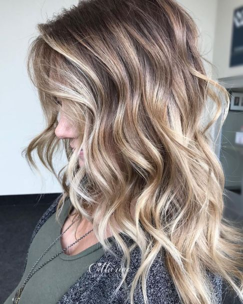 Medium Hairstyles For Thin Curly Hair