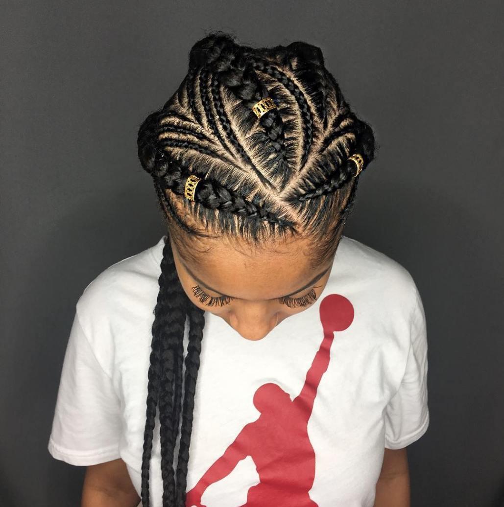 70 Best Black Braided Hairstyles That Turn Heads In 2020