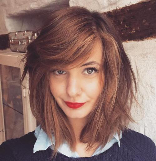 14 Cute Medium Haircuts to Fuel Your Imagination