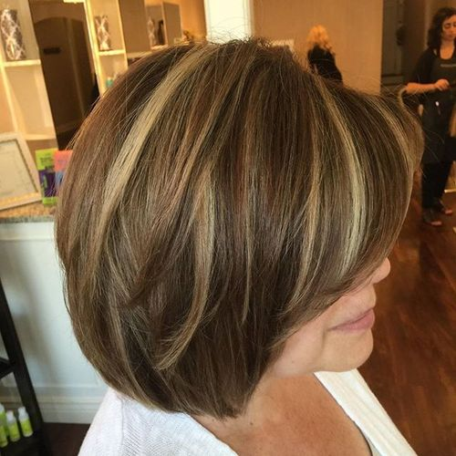 40 Universal Medium-Length Haircuts With Bangs