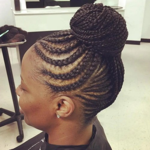 Admirable 70 Best Black Braided Hairstyles That Turn Heads In 2017 Hairstyle Inspiration Daily Dogsangcom