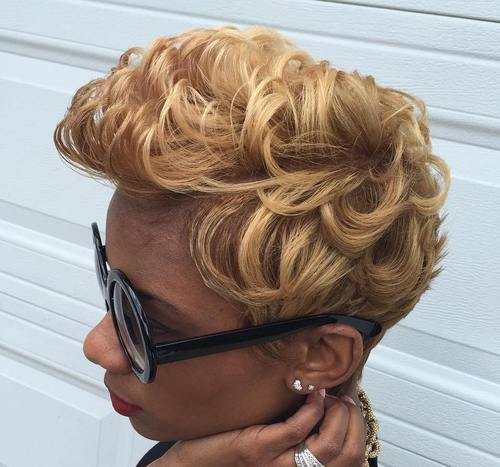 Astounding 60 Great Short Hairstyles For Black Women Hairstyle Inspiration Daily Dogsangcom