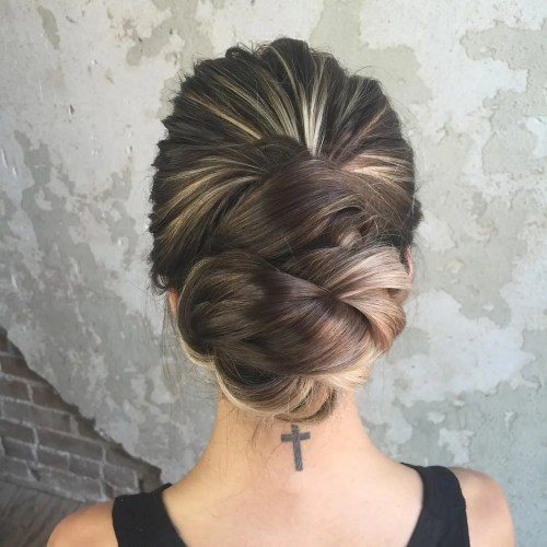 Terrific 40 Most Delightful Prom Updos For Long Hair In 2017 Short Hairstyles For Black Women Fulllsitofus