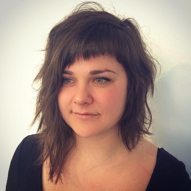 chubby girl haircut