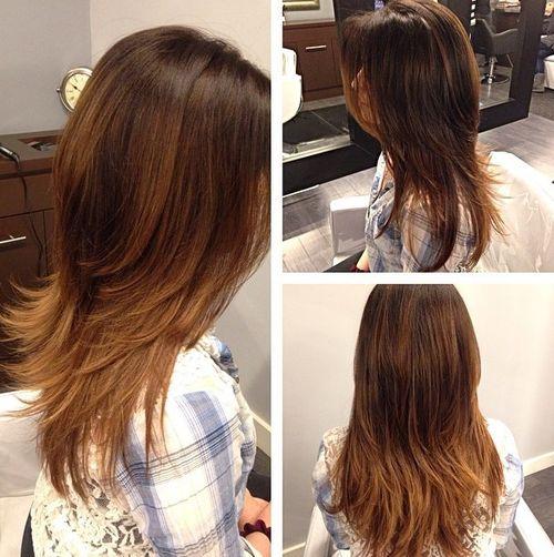Marvelous Layered Haircut For Thin Hair