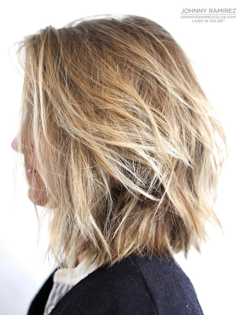 Messy Bob Hairstyle