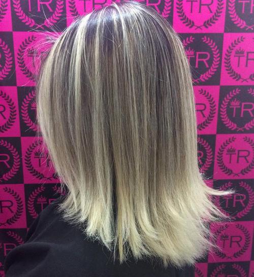 90 Sensational Medium Length Haircuts For Thick Hair In 2017