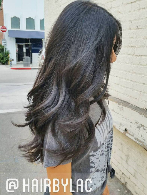 haircuts for long thick hair with layers and side bangs 80 layered hairstyles and cuts for hair in 2019 4569 | 20 long layered haircut for thick hair