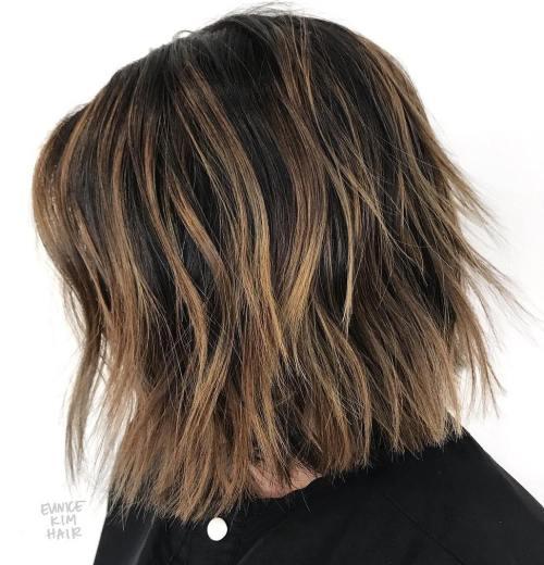 Cute Haircuts For Medium Hair | 80 Sensational Medium Length Haircuts For Thick Hair In 2018