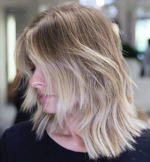 Hair Hair Cuts Medium Hair Cuts: 70 Brightest Medium Length Layered Haircuts And Hairstyles