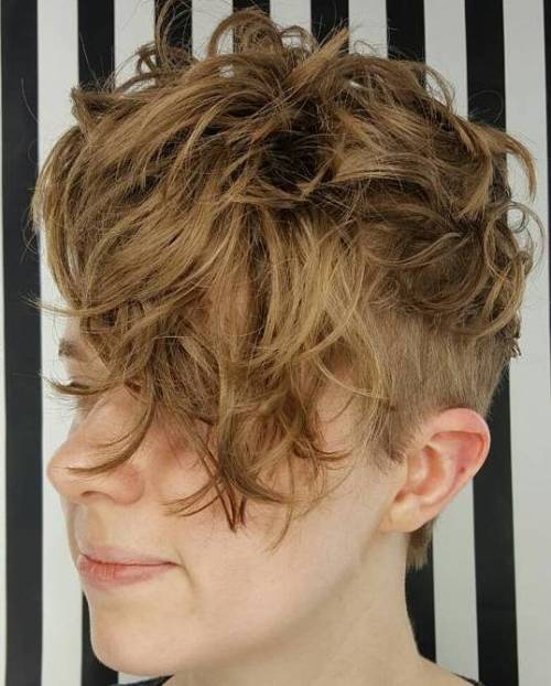 Fabulous 35 Short Punk Hairstyles To Rock Your Fantasy Hairstyle Inspiration Daily Dogsangcom